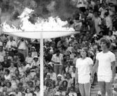 1976年蒙特利尔奥运会开幕