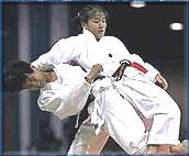 桂顺姬:朝鲜柔道女王