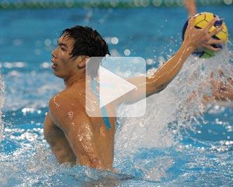 水球,奥运