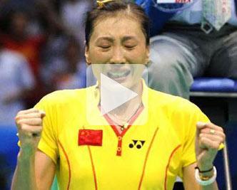 奥运,夺金,张宁