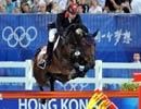 林立信,北京奥运,马术