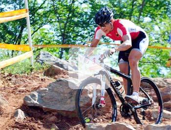 施皮茨,山地自行车,越野,夺金,奥运