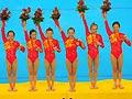 奥运,闭幕式,2008奥运会,志愿者
