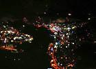 霓虹灯下的香港