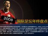 2008国际足坛年终盘点