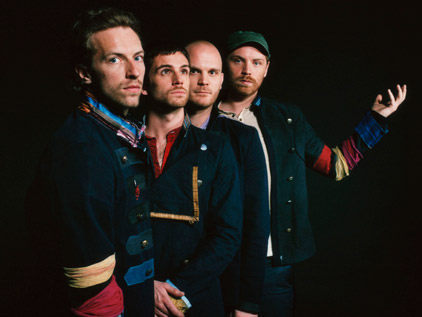08年全球音乐专辑销量排行榜公布 酷玩乐队夺冠