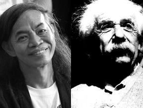 蔡志忠/我要证明爱因斯坦的时间论是错的