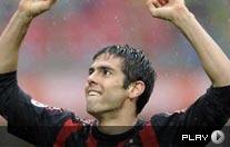 卡卡点球梅开二度因扎吉建功 米兰3-0胜巴勒莫