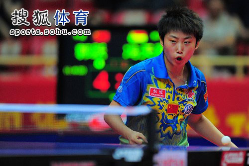 郭跃4-3冯天薇进半决赛