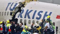 土耳其客机失事