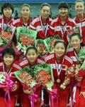 中国女排,女排,排球,中国国际女排精英赛,2009年中国国际女排精英赛