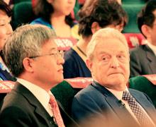 索罗斯,投资,金融危机,索罗斯中国演讲