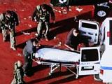 迈克尔杰克逊去世 杰克逊遗体运抵机场