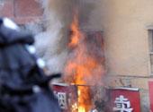 乌鲁木齐多家商店被砸被烧