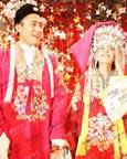 中式婚礼:开怀大笑