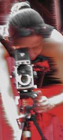 旅行是一种生活方式——吉普·相机·一只狗