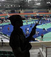 林丹,2009羽毛球世锦赛,羽球世锦赛