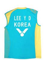 李龙大,羽毛球世锦赛,印度羽毛球世锦赛