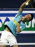 李宗伟,羽毛球世锦赛,印度羽毛球世锦赛