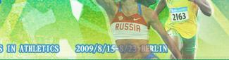 2009田径世锦赛奖牌榜,世锦赛,田径世锦赛,柏林世锦赛,09世锦赛,2009田径世锦赛,世界田径锦标赛,第12届田径世锦赛,柏林田径世锦赛