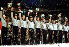 20世纪80年代中国女排