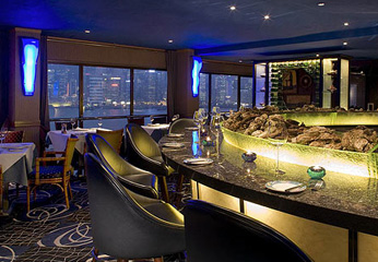 喜来登Sky Lounge天空酒廊