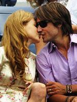 妮可基德曼,美网,美女,热吻