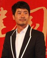 郭晓冬亮相红毯,建国大业北京首映