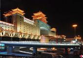 冲浪的虾:北京西站