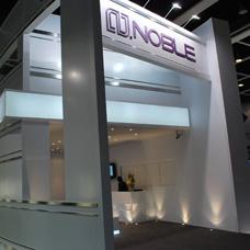 NOBLE,香港国际珠宝展