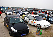 第七届搜狐车友0-400短道竞速赛