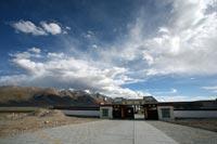 '西藏登山队高山训练营地'