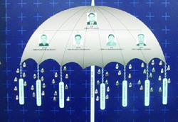 文强曾为6个黑恶势力团伙充当保护伞