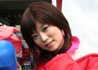 日本短跑美女,田径美女,全运会