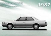 丰田第八代皇冠