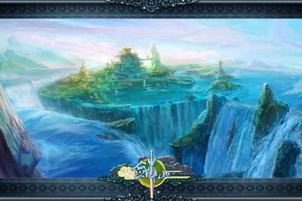 神秘的蓬莱仙岛