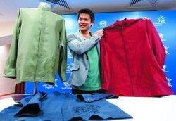 新加坡公布了领导人合影时的服装