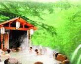 西藏德宗温泉