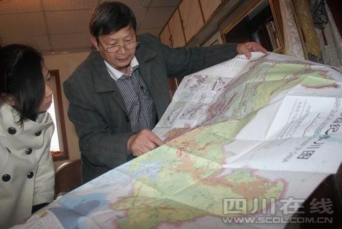 中国科学院成都山地灾害与环境研究所研究员张文敬予以驳斥