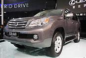 2009 广州车展 雷克萨斯GX460