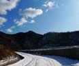 冬日西湖林踏雪行