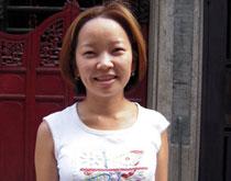 发现广州第三季 创意之旅选手Anastasia
