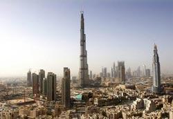 迪拜陷入债务危机