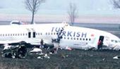 土耳其客机在荷兰失事