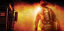 消防志愿者冬季防火
