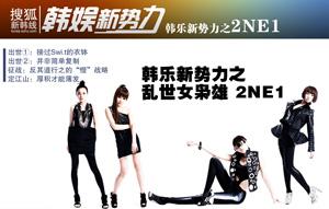 韩乐新势力之2NE1