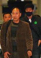 刘翔,孙海平,冯树勇,刘翔抵达香港,东亚运动会