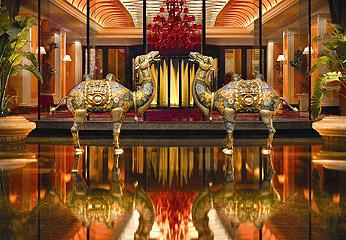 永利澳门是一个集娱乐和消闲于一身的渡假酒店
