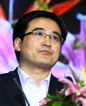 比亚迪汽车销售公司总经理助理 李云飞