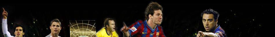 梅西获2009年世界足球先生,2009年世界足球先生,2009年世界足球先生前三名,世界足球先生先生,FIFA先生,梅西,C罗,卡卡,哈维,伊涅斯塔